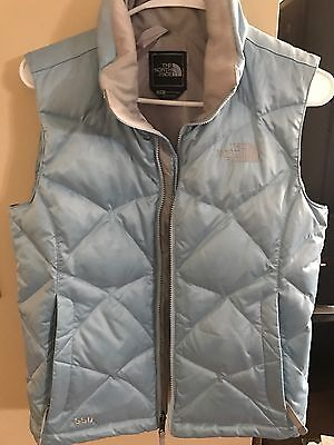 north face Down vest Women's Size Small