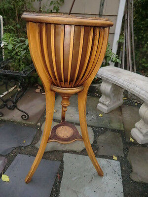 Antique Edwardian Jardinie're Stand