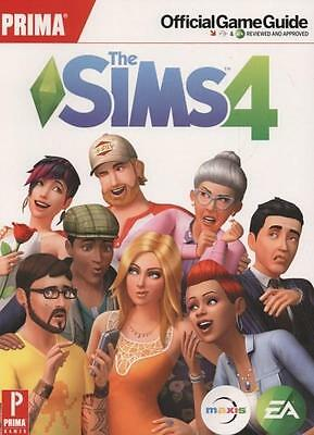 NEW The Sims 4 By Prima Games Paperback Free Shipping
