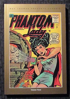 2013 Roy Thomas Presents PHANTOM LADY Volume Three SC VF 8.0 PS Art Books