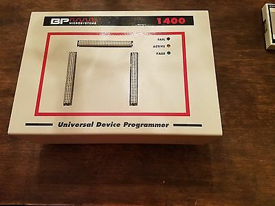 BP Microsystems BP-1400 Universal Device Programmer