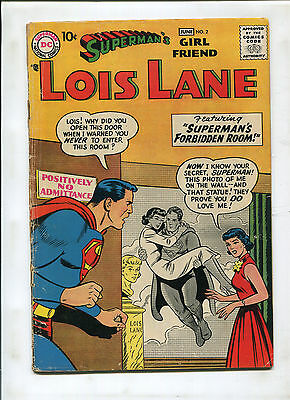 Lois Lane #2 (3.0) Superman's Forbidden Room!