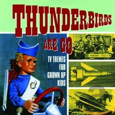 Various Artists - Thunderbirds Are Go: TV Themes Fo... - Various Artists CD 8OVG