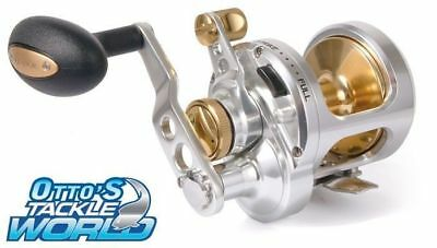 Fin-Nor Marquesa 40 ii Speed Overhead Reel BRAND NEW at Otto's Tackle World