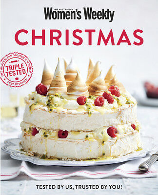 The Australian Women's Weekly - Christmas Day Cook Book Womens AWW NEW