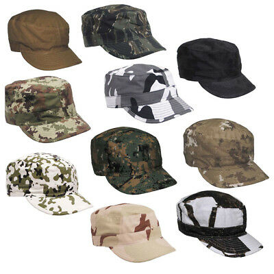 Casquette Ripstop Camouflage Militaire Protection Hiver Moto