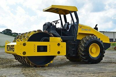 2013 Bomag BW211PD-40 Roller - W5965 Compactors
