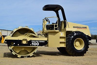 1999 Ingersoll Rand SD100F Pro Pac Roller- E6266 Compactors
