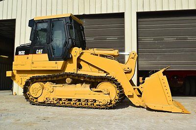 2004 Caterpillar 963C Crawler Loader - E6161 Crawler Loaders