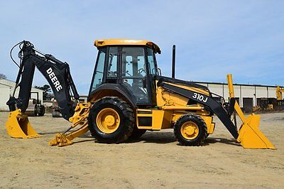 2010 John Deere 310J Backhoe- W6269 Backhoe Loaders