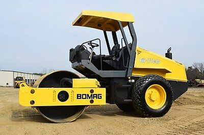 2008 Bomag BW177D-40 Roller- W6233 Compactors