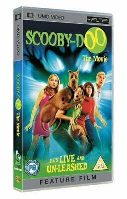 Scooby Doo the Movie [UMD Mini for PSP] - DVD  XWVG The Cheap Fast Free Post