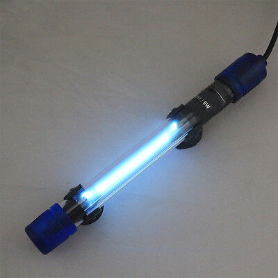 New Useful Submersible UV Light Sterilizer Lamp for Aquarium Disinfect Fish Tank