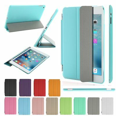 Luxury Leather Smart Magnetic Case Cover For APPLE iPad 2 3 4 Mini Air Pro Lot