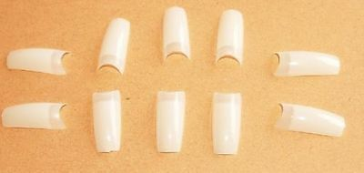 500 False Natural French Style Acrylic Artificial Nail Art Tips extension