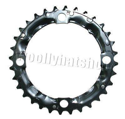 CHAINRING 32T Shimano Deore FCM480 32T Middle Black 9 Speed Y1EA98100