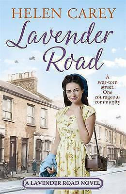 Lavender Road by Helen Carey, Book, New (Paperback)