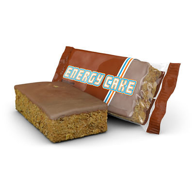 Energy Cake 24x125g Energie Fitness Riegel, Powerbar, Haferriegel (7,63€/KG)