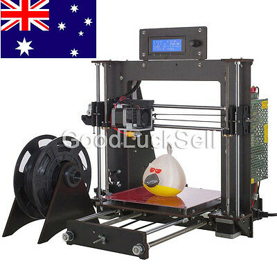 2017 DIY 3D Printer full complete kit for Reprap i3 - PLA ABS - AU STOCK FAST