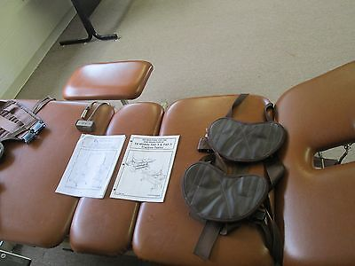Chattanooga Traction Pt Bed System Table Physical Therapy Txe-7