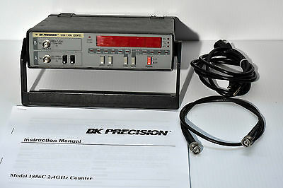 B&k Precision 1856A 2.4 Ghz Frequency Counter