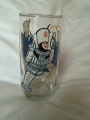 Vintage 1979 Burger King Collectors Glass - Sir Shake-A-Lot