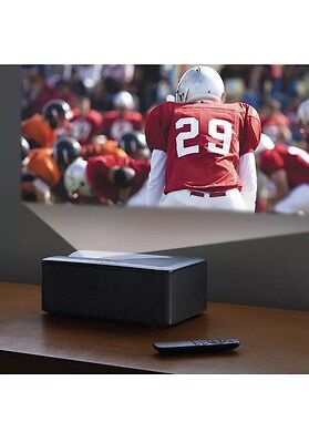 BROOKSTONE Big Shot Ultra Short Throw Smart Projector