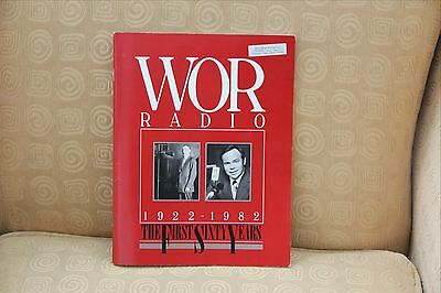 WOR Radio Program 1922-1982 The 1st 60 years