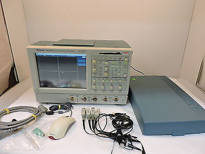 Tektronix TDS5054B Digital Phosphor Oscilloscope, 4 Channel 500MHz 5GSa/s