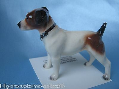 Hagen Renaker Dog Jack Russell Figurine Miniature 03255 FREE SHIPPING