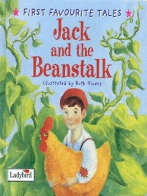 First favourite tales: Jack and the beanstalk: based on a traditional folk tale