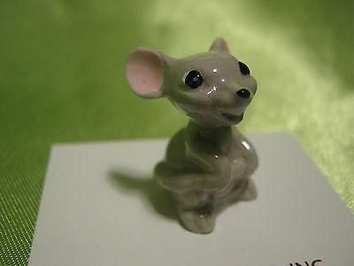 Hagen Renaker Mama Mouse Figurine Miniature 00356 FREE SHIPPING NEW