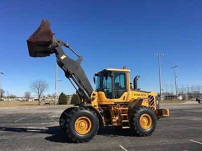 2008 Volvo Wheel Loader L70F