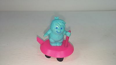 The Jetsons Applause Fergie Furbelow Space Glider Car Mini Action Figure 1990