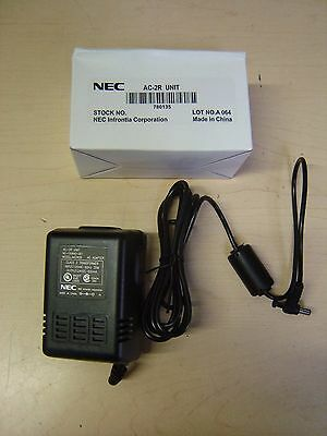 NEW OEM NEC AC-2R Power Supply A42406 Adapter