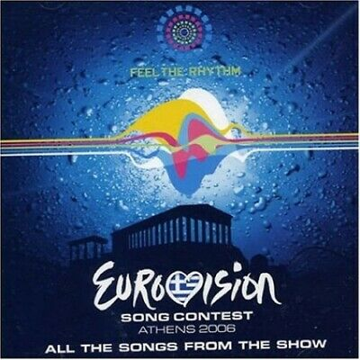 Various Artists - Eurovision Song Contest - Athens ... - Various Artists CD U2VG