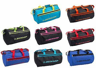 Dunlop Gym Bag Hand Training Sports Travel Backpack Holdall Duffle 40L Luggage