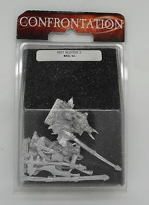 Rackham Confrontation Metal KELT SESSAIRS HUNTER SCOUTS 2 BLISTER