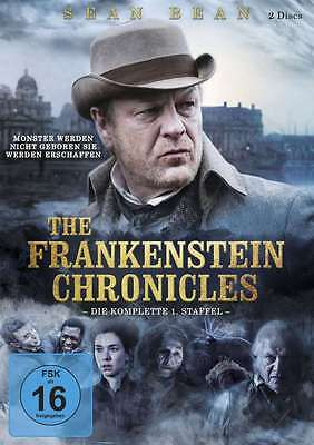The Frankenstein Chronicles - Staffel 1 - 2 DVD Box