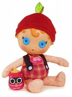 Lalaloopsy Babies 'Bea Spells-a-lot' Plush Doll Toy Brand New Gift
