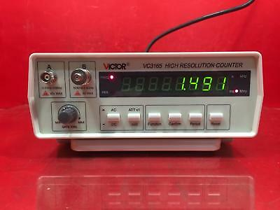 Victor VC3165 Radio High Frequency Counter
