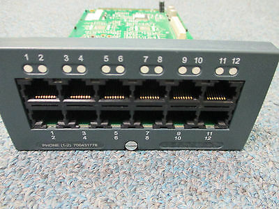 Avaya IP Office 500 Base Exp Module Phone 2 Analog Station Module - 700431778