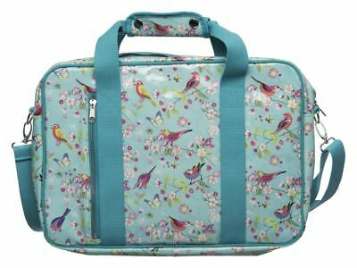 Melodie Laptop & Shoulder Bag Padded Fits Laptops Up To 40.6cm Turquoise