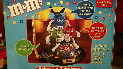 M&M's Animated Talking Telephone