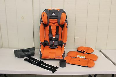 Diono Radian RXT Convertible + Booster Car Seat ‑ Sunburst (16012) NO REG. CARD