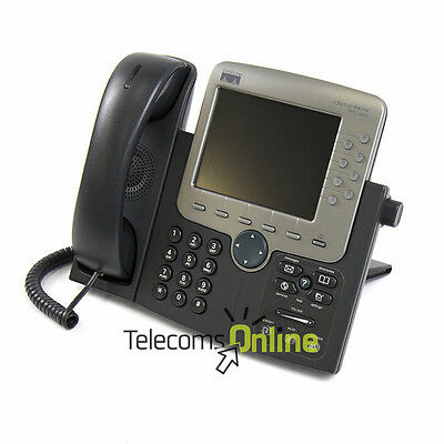 Cisco CP-7970G SCPP IP Phone *Grade A* 1 Year Warranty VAT & Next Day Delivery