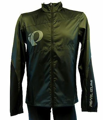 Pearl Izumi MTB Barrier Mountain Bike Cycling Jacket, Black, Medium