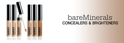 BareMinerals Bareskin Complete Coverage Serum Concealer 6ml- CHOOSE YOUR COLOR