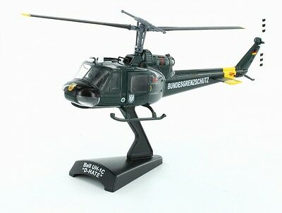 Lemkecollection H0 51102 Bell Helicopter UH-1C Federal border police 1:87 BGS