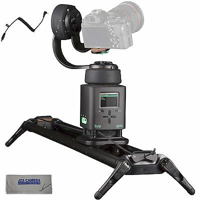 Syrp Genie 3 Axis Kit with Three 2N Link Cables and Microfiber Cloth